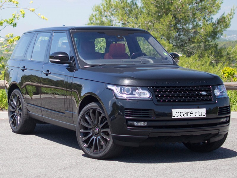 rent a land rover range rover autobiography long supercharged benzin 5 0 in nice cannes monaco. Black Bedroom Furniture Sets. Home Design Ideas