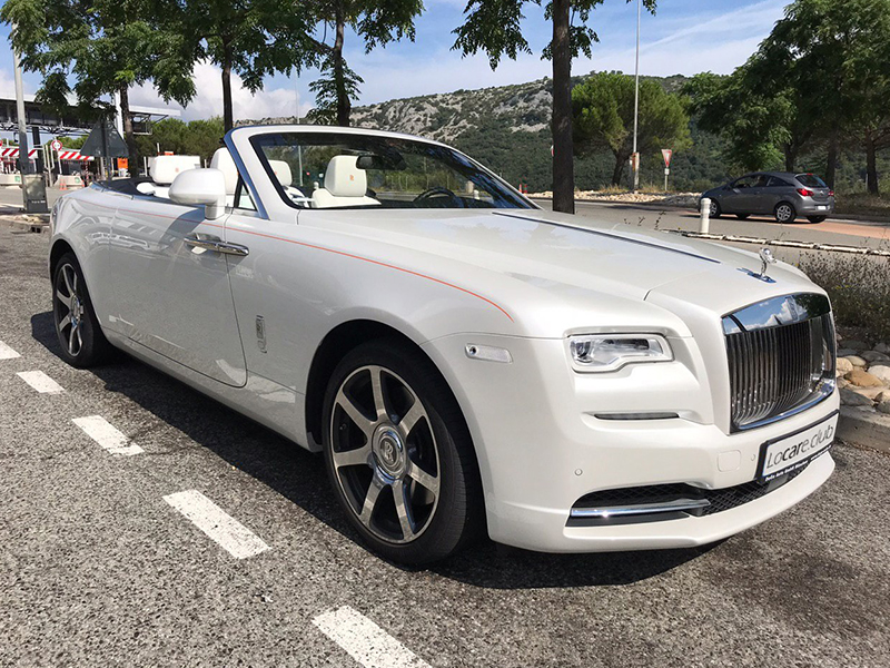 Rolls Royce - Dawn Drophead Rent car Cannes, Nice, Monaco Аренда авто Канны, Ницца, Монако