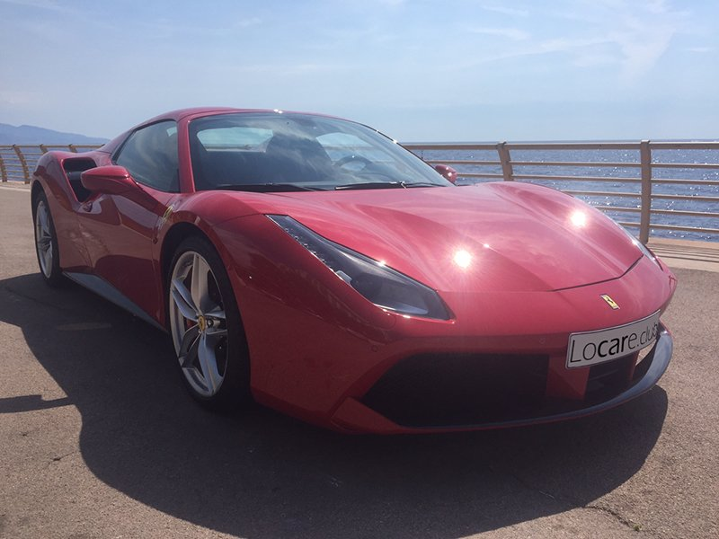 Ferrari - 488 Cabrio Rent car Cannes, Nice, Monaco Аренда авто Канны, Ницца, Монако