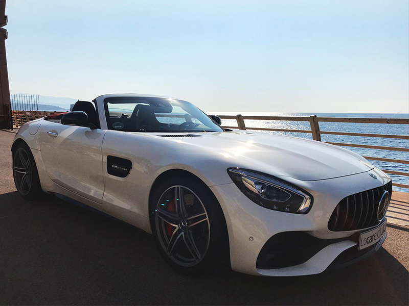 Mercedes-Benz - AMG GT C Cabrio Rent car Cannes, Nice, Monaco Аренда авто Канны, Ницца, Монако