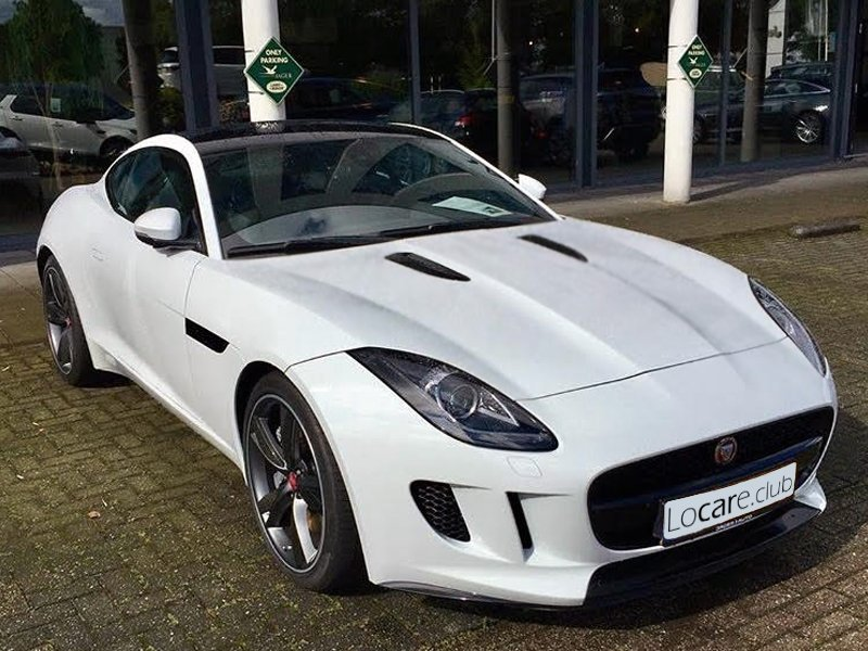 Jaguar - F-Type 5.0L R Rent car Cannes, Nice, Monaco Аренда авто Канны, Ницца, Монако
