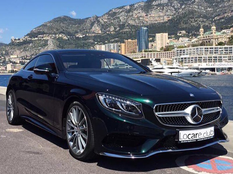 Mercedes-Benz - S500 Rent car Cannes, Nice, Monaco Аренда авто Канны, Ницца, Монако