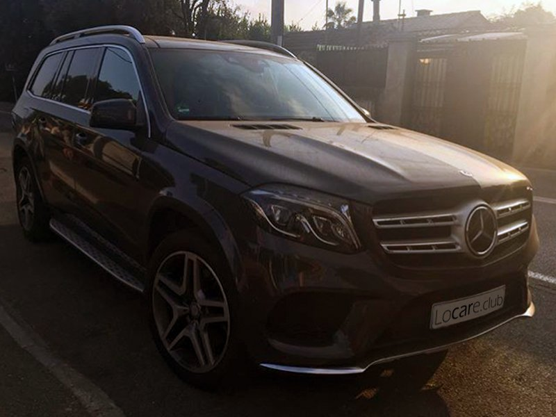 Mercedes-Benz - GLS 350 Rent car Cannes, Nice, Monaco Аренда авто Канны, Ницца, Монако
