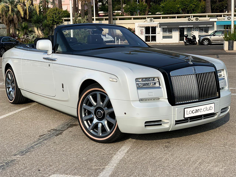 Rolls Royce - Drophead Rent car Cannes, Nice, Monaco Аренда авто Канны, Ницца, Монако